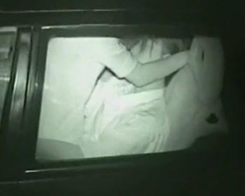 SEX中のカップルを暗視カメラで隠し撮り