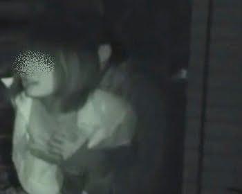 暗視カメラでSEX隠し撮り